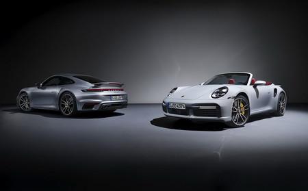 Porsche 911 Turbo S 2021 5