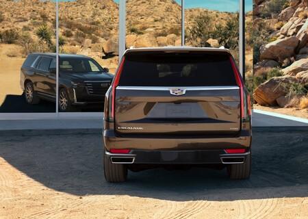 Cadillac Escalade 2021 Precio versiones y equipamiento en México 11