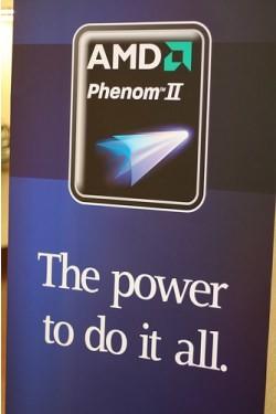 AMD Phenom II propaganda