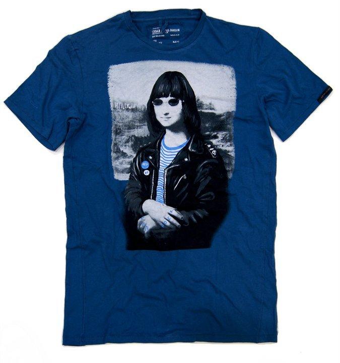 Foto de Nuevas camisetas de Bershka para hombre (1/4)