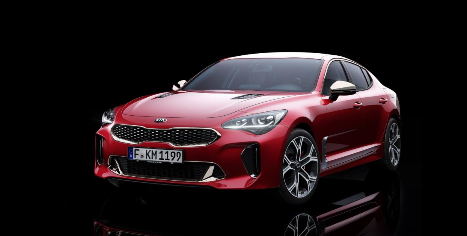 kia stinger gt 2017 la berlina coreana con 365 cv y un aire muy alem n. Black Bedroom Furniture Sets. Home Design Ideas