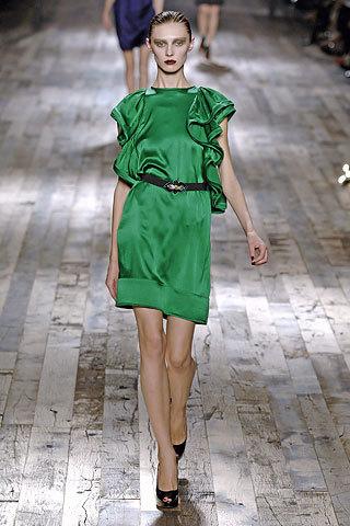 vestido lanvin