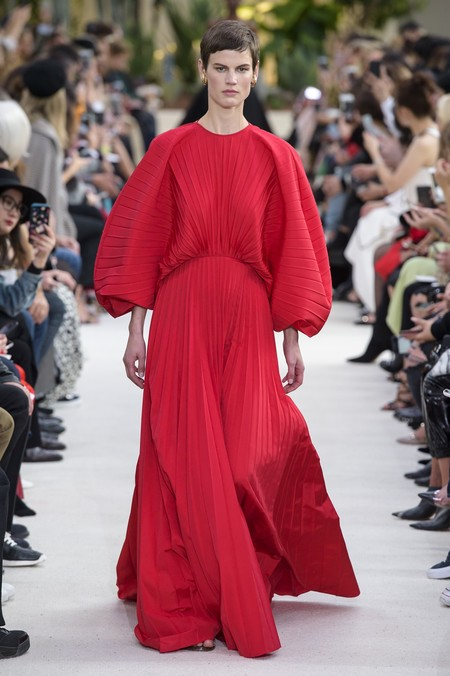 Lo mejor y lo peor de la séptima jornada de la PFW: Valentino, Givenchy y Balenciaga nos han fascinado con sus desfiles