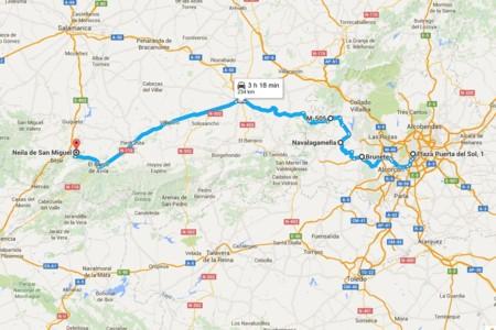 Te propongo un plan: la ruta perfecta para un fin de semana otoñal (parte 1)