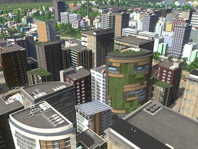 Por un mundo verde con Green Cities, la nueva expansión de Cities: Skylines [GC 2017]