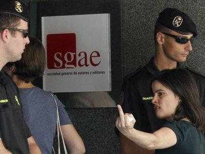 La SGAE lo está pasando mal económicamente, ¿qué ha pasado con todo el dinero del canon?