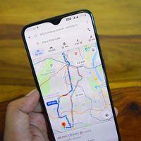 Este artista asegura haber creado un falso atasco en Google Maps con una carretilla cargada de móviles