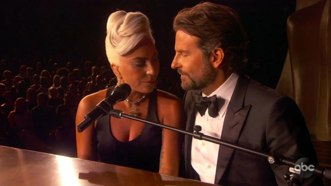 Nos rompen el corazón: la tensión entre Lady Gaga y Bradley Cooper en los Óscar fue una actuación planificada...