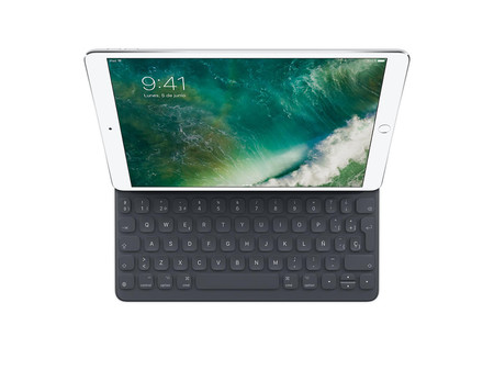 "Smart Keyboard para el iPad Pro de 10,5"" por 109 euros en Amazon"