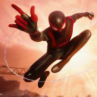 El modo foto de Marvel's Spider-Man: Miles Morales se luce con su telaraña de opciones en un nuevo tráiler