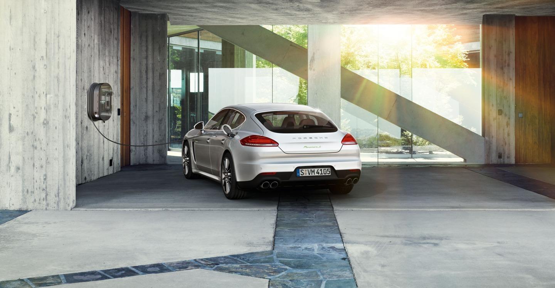 Foto de Porsche Panamera S E-Hybrid (3/11)