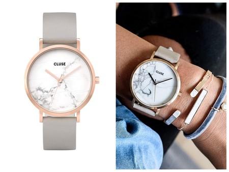 Reloj Cluse Marmol
