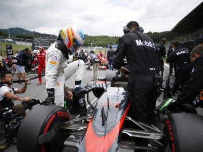 Fernando Alonso cambiará motor en Silverstone... pero por uno usado