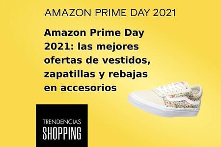 Amazon Prime Day 2021: las mejores ofertas de vestidos, zapatillas y rebajas en accesorios de moda de mujer