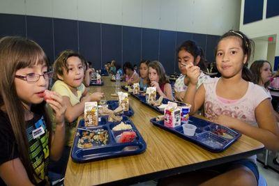 ¿Qué le pongo a mi hijo en la tartera para comer en el colegio?