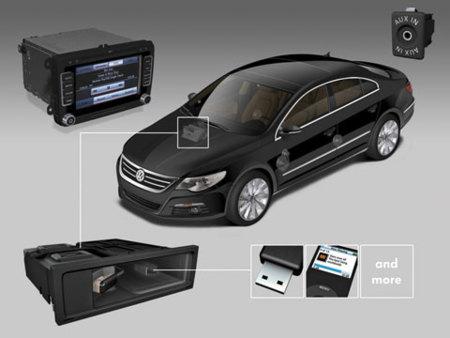 Volkswagen anuncia compatibilidad con iPhone