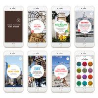 ¡Las guías turísticas más deseadas, estilosas y exclusivas de Louis Vuitton por fin disponibles en tu iPhone!