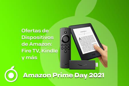 Fire TV Stick 4K por 32,99 euros, Echo Dot 4 a 24,99 euros y muchos más dispositivos de Amazon en oferta por el Prime Day
