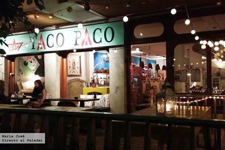 Restaurante Taco Paco, un trocito de México en Ibiza