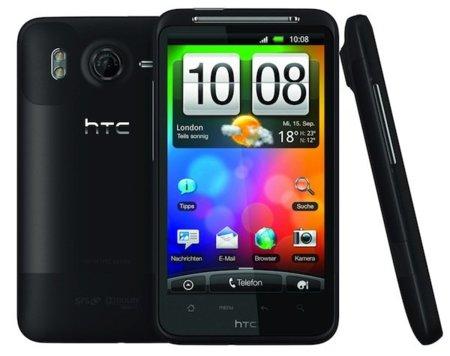 HTC Desire HD, todas sus características oficiales y su fecha de salida