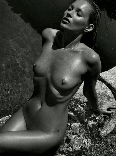 Kate Moss desnudo Calendario Pirelli 2012