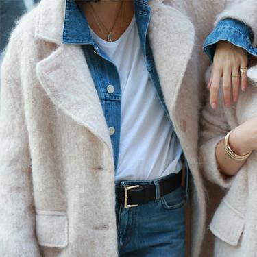 Cómo llevar la tendencia de los tres abrigos vista en Balenciaga y salir ilesa por el camino