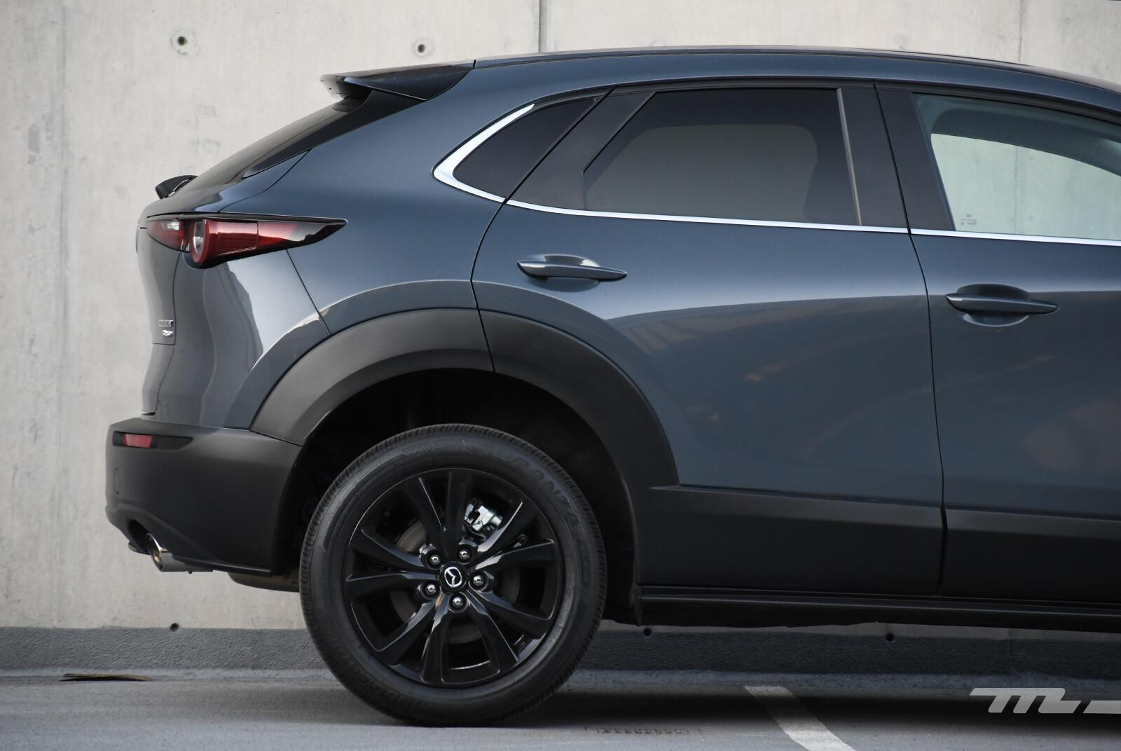 Foto de Mazda CX-30 turbo (prueba) (17/26)