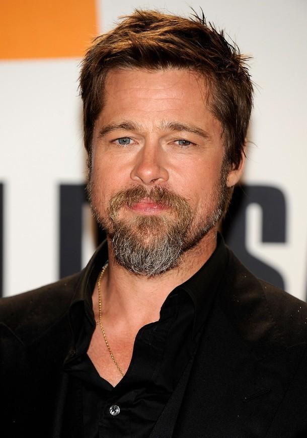 Foto de Brad Pitt en el Festival de Cine de San Sebastián (4/8)