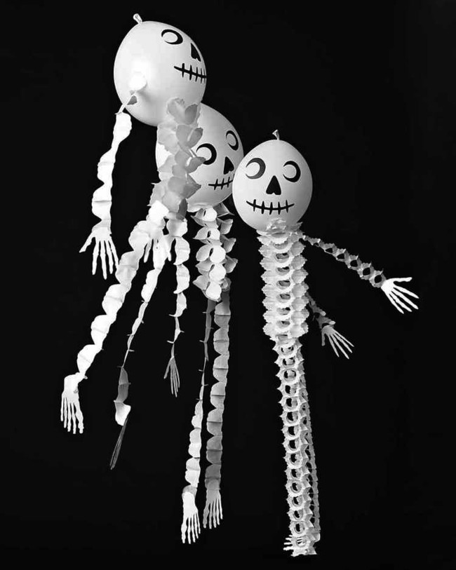 Skeleton Balloons