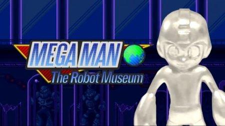 'Mega Man: The Robot Museum'. Homenaje musical gratuito
