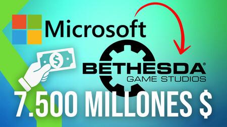 Microsoft se hace con Bethesda: terremoto en el mercado del videojuego y todo un órdago a la competencia