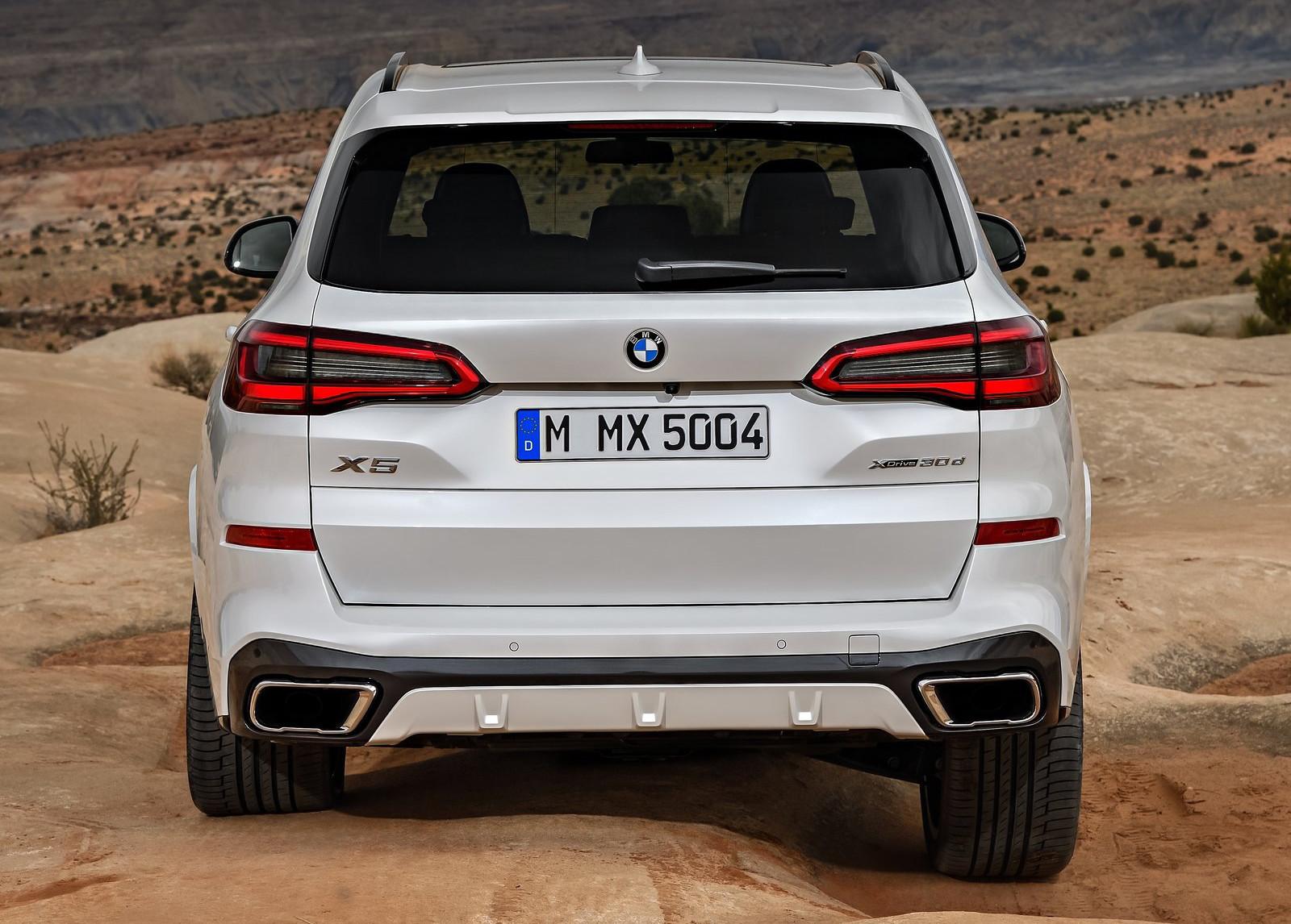 Foto de BMW X5 2019 (27/43)
