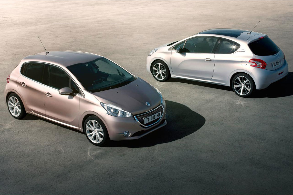 Foto de Peugeot 208 (filtraciones) (1/15)