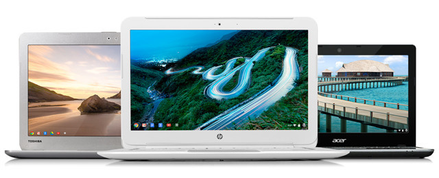 Chromebooks Hasswell