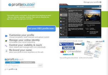 Profil.es tu perfil en la red