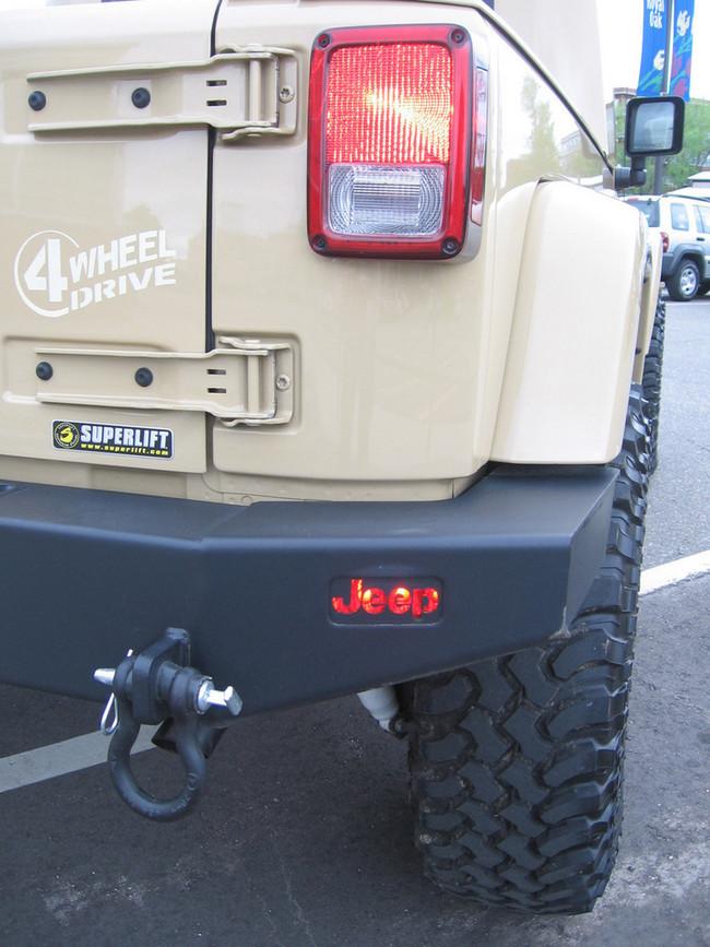 Foto de Jeep Wrangler JT Concept (16/33)