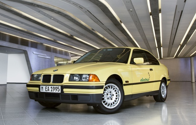 BMW electric de 1995