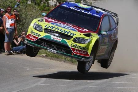 Jari-Matti Latvala gana moral con su segunda victoria