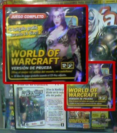 Prueba gratis 'World of Warcraft' durante dos semanas, con Micromanía
