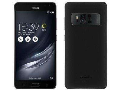 ASUS ZenFone AR: tres cámaras quieren hacer triunfar la realidad aumentada de Project Tango