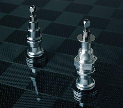 Renault F1 Team Chess Set