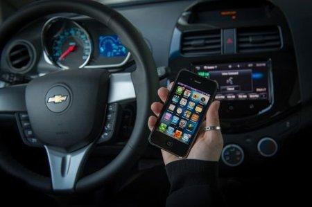 Chevrolet integrará Siri en sus automoviles