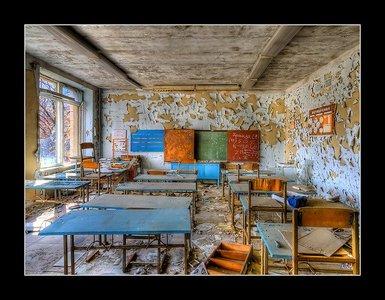 Museo y visita a Chernobyl