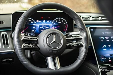 Mercedes Benz S 500 4matic 2021 Prueba 032