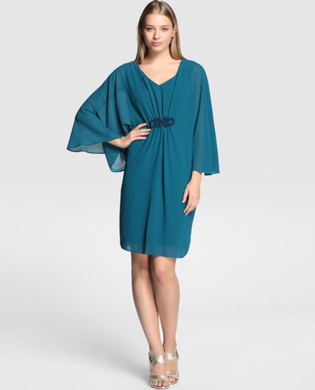Vestido Invitada Caftan