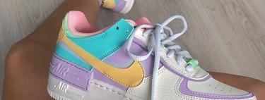 De los creadores de las zapatillas Nike Air Force 1 Shadow que enamoraron a medio mundo, llega la sudadera Nike de colores pastel
