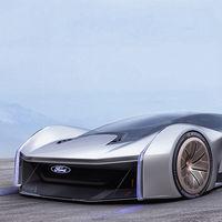 Ford Team Fordzilla P1: El auto de carreras virtuales que se convertirá en una realidad