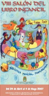 VIII Salón del Libro Infantil (Salibrín) en Ponferrada