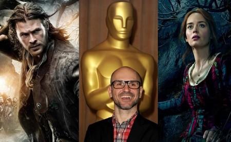 'El cazador' con Chris Hemsworth tiene nuevo director