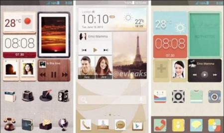 Emotion UI 1.6 se muestra por primera vez, así lucirá en el Huawei Ascend P6
